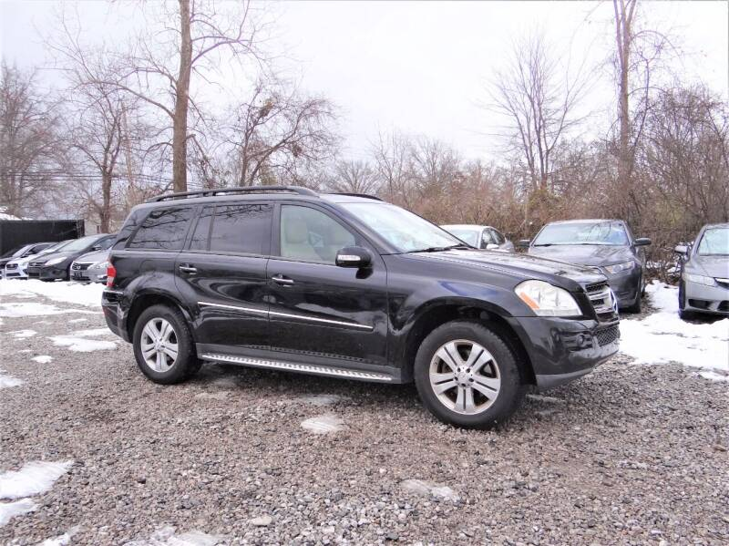 2007 Mercedes-Benz GL-Class for sale at Premier Auto & Parts in Elyria OH