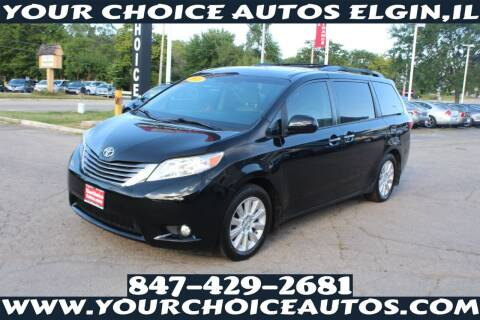 2015 Toyota Sienna for sale at Your Choice Autos - Elgin in Elgin IL