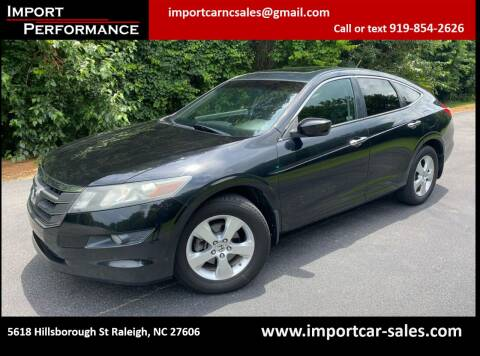 2011 Honda Accord Crosstour for sale at Import Performance Sales in Raleigh NC