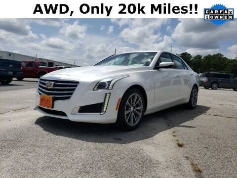 2018 Cadillac CTS for sale at Hardy Auto Resales in Dallas GA