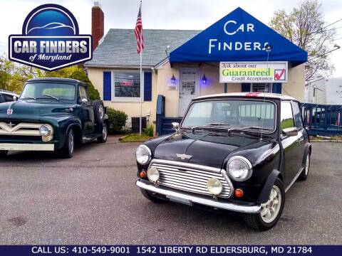 1967 MINI Cooper for sale at CAR FINDERS OF MARYLAND LLC - Classics in Eldersburg MD