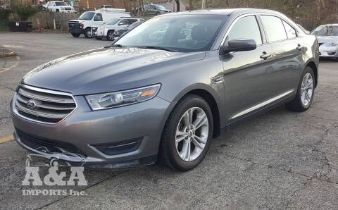 2014 Ford Taurus for sale at A & A IMPORTS OF TN in Madison TN