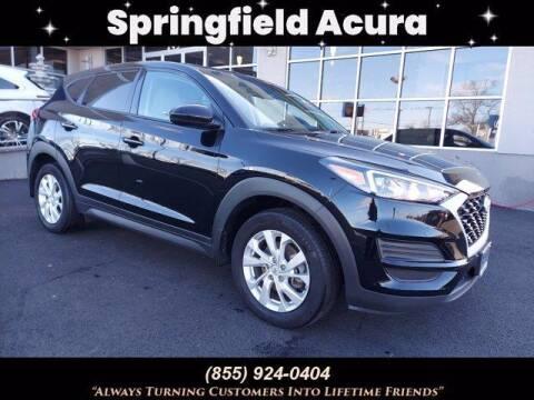 2019 Hyundai Tucson for sale at SPRINGFIELD ACURA in Springfield NJ