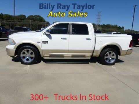 2011 RAM Ram Pickup 1500 for sale at Billy Ray Taylor Auto Sales in Cullman AL