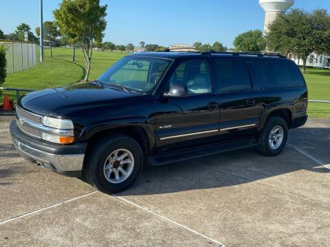 2000 Chevrolet Suburban for sale at M A Affordable Motors in Baytown TX