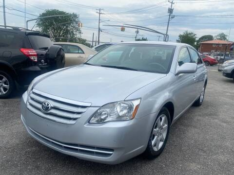 2007 Toyota Avalon for sale at American Best Auto Sales in Uniondale NY