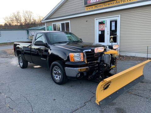 2011 GMC Sierra 1500 for sale at Home Towne Auto Sales in North Smithfield RI