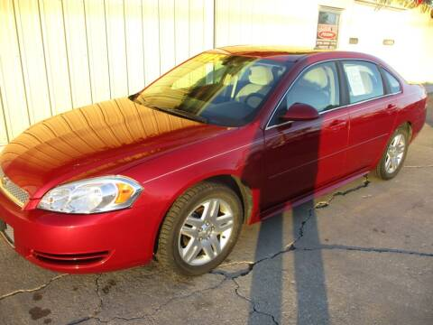 2013 Chevrolet Impala for sale at Lincoln Way Motors II in Cedar Rapids IA