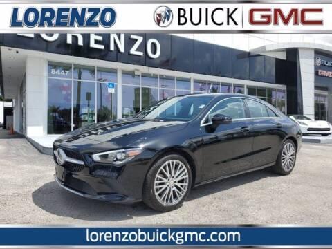 2020 Mercedes-Benz CLA for sale at Lorenzo Buick GMC in Miami FL