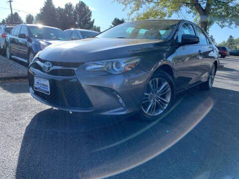 2016 Toyota Camry for sale at Global Automotive Imports of Denver in Denver CO