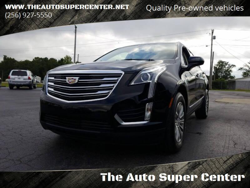 2017 Cadillac XT5 for sale at The Auto Super Center in Centre AL