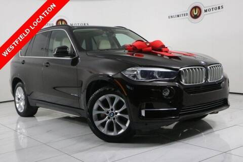 2015 BMW X5 for sale at INDY'S UNLIMITED MOTORS - UNLIMITED MOTORS in Westfield IN