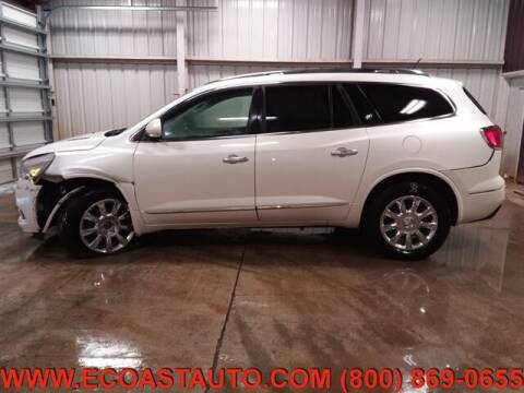 2014 Buick Enclave for sale at East Coast Auto Source Inc. in Bedford VA