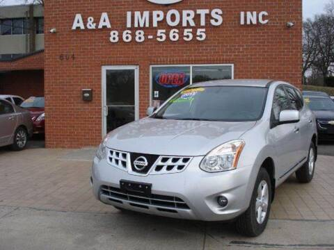 2013 Nissan Rogue for sale at A & A IMPORTS OF TN in Madison TN