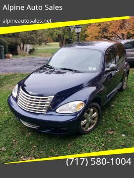 2005 Chrysler PT Cruiser for sale at Alpine Auto Sales in Carlisle PA