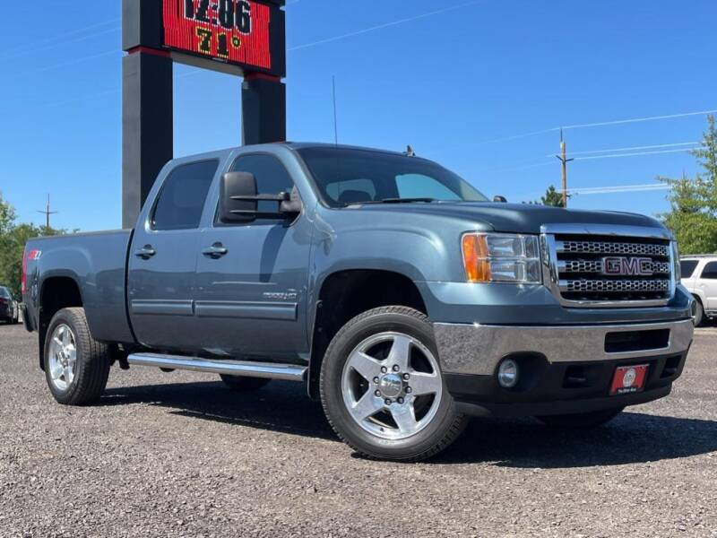 2014 GMC Sierra 2500HD for sale at The Other Guys Auto Sales in Island City OR