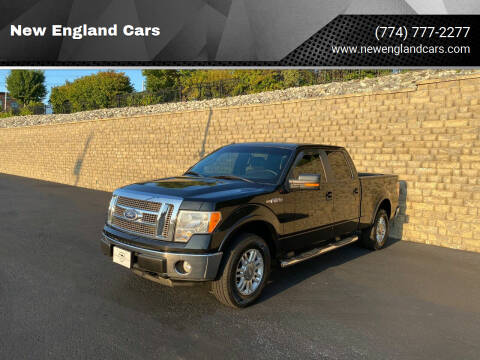 2010 Ford F-150 for sale at New England Cars in Attleboro MA