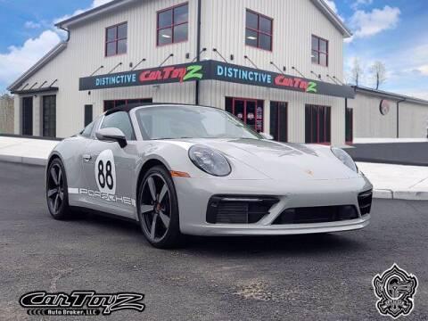 2021 Porsche 911 for sale at Distinctive Car Toyz in Egg Harbor Township NJ