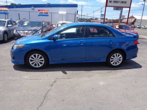 2009 Toyota Corolla for sale at Cars Unlimited Inc in Lebanon TN