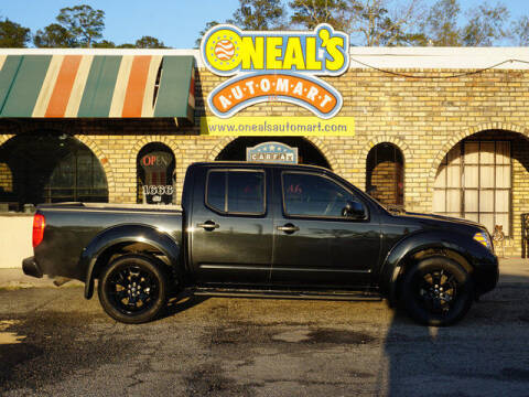 2018 Nissan Frontier for sale at Oneal's Automart LLC in Slidell LA