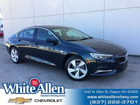 2018 Buick Regal Sportback for sale at WHITE-ALLEN CHEVROLET in Dayton OH