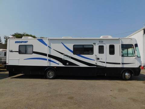 2003 Thor Industries WINDSPORT 34E for sale at Gold Country RV in Auburn CA
