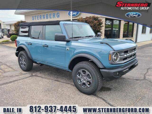 2021 Ford Bronco for sale in Dale, IN