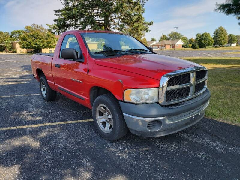 2004 Dodge Ram Pickup 1500 for sale at Tremont Car Connection in Tremont IL
