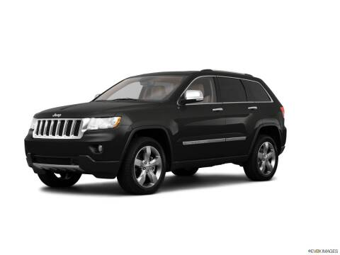 2011 Jeep Grand Cherokee for sale at West Motor Company in Hyde Park UT