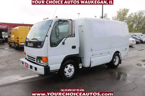 2003 Isuzu NPR-HD for sale at Your Choice Autos - Waukegan in Waukegan IL