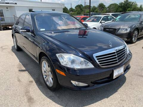 2008 Mercedes-Benz S-Class for sale at KAYALAR MOTORS in Houston TX