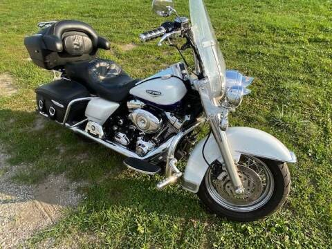 2007 Harley-Davidson Road King for sale at The Ranch Auto Sales in Kansas City MO