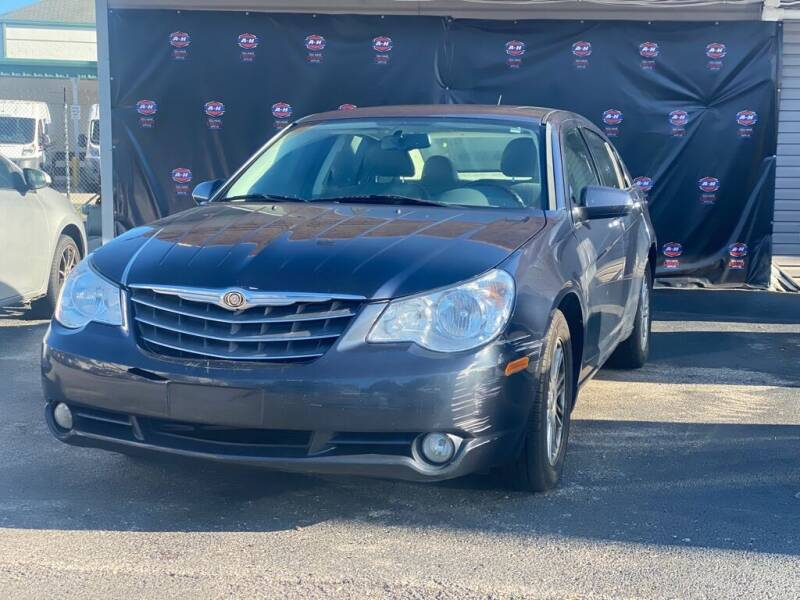 2007 Chrysler Sebring for sale at AH Ride & Pride Auto Group in Akron OH