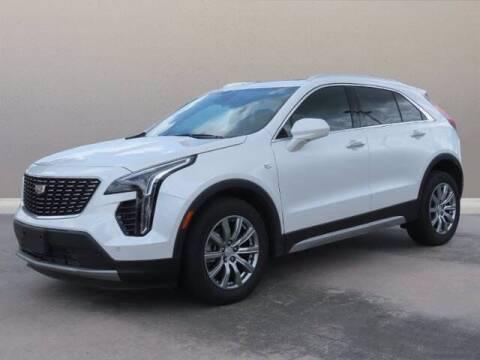 2020 Cadillac XT4 for sale at BIG STAR HYUNDAI in Houston TX