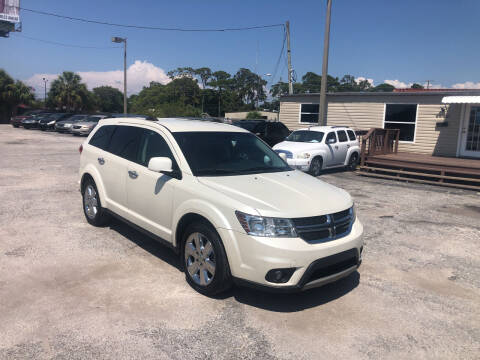 2012 Dodge Journey for sale at Friendly Finance Auto Sales in Port Richey FL