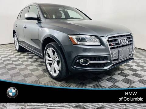 2015 Audi SQ5 for sale at Preowned of Columbia in Columbia MO