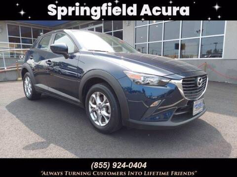 2017 Mazda CX-3 for sale at SPRINGFIELD ACURA in Springfield NJ