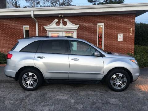 2008 Acura MDX for sale at Premium Auto Sales in Fuquay Varina NC