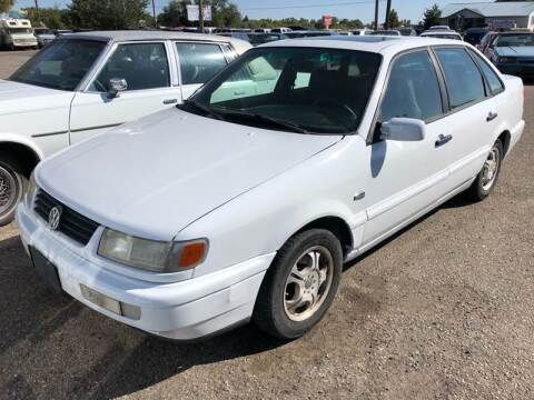 1996 Volkswagen Passat for sale at AFFORDABLY PRICED CARS LLC in Mountain Home ID