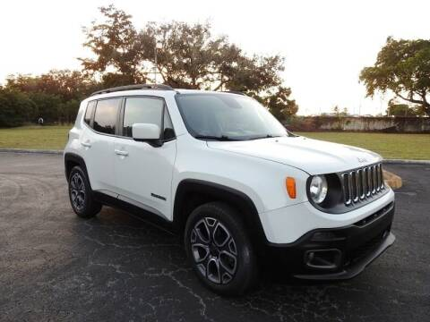 2015 Jeep Renegade for sale at SUPER DEAL MOTORS 441 in Hollywood FL