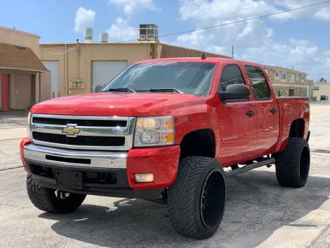 2010 Chevrolet Silverado 1500 for sale at Citywide Auto Group LLC in Pompano Beach FL