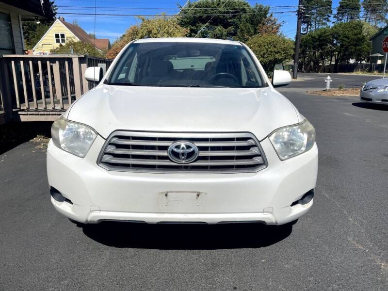 2008 Toyota Highlander for sale at Life Auto Sales in Tacoma WA