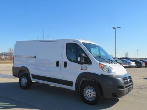 2017 RAM ProMaster Cargo for sale at Terry Lee Hyundai in Noblesville IN