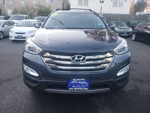 2013 Hyundai Santa Fe Sport for sale at JFC Motors Inc. in Newark NJ
