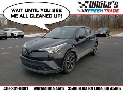 2019 Toyota C-HR for sale at White's Honda Toyota of Lima in Lima OH