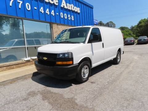 2019 Chevrolet Express Cargo for sale at Southern Auto Solutions - 1st Choice Autos in Marietta GA
