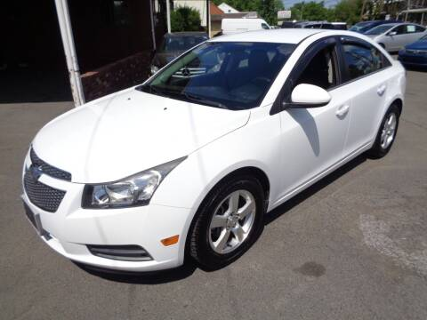 2014 Chevrolet Cruze for sale at Cade Motor Company in Lawrenceville NJ