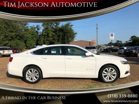 2019 Chevrolet Impala for sale at Tim Jackson Automotive in Jonesville LA