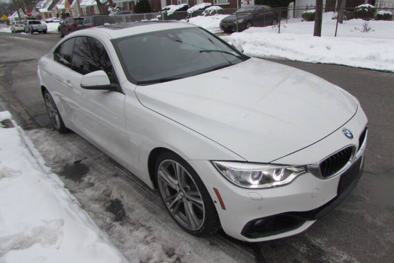 2016 BMW 4 Series for sale at First Choice Automobile in Uniondale NY
