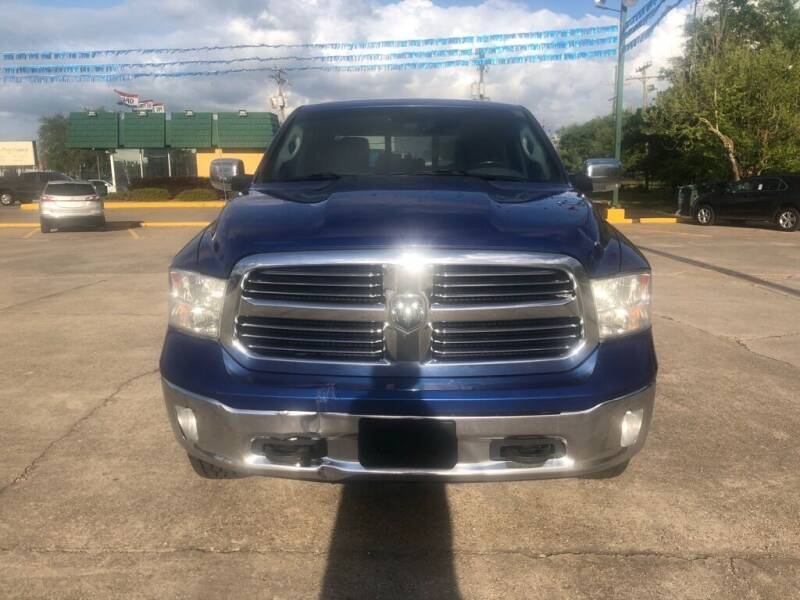 2016 RAM Ram Pickup 1500 for sale at Southeast Auto Inc in Baton Rouge LA